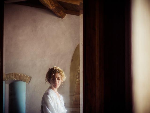 Il matrimonio di Mattia e Raffaella a San Quirico d'Orcia, Siena 8