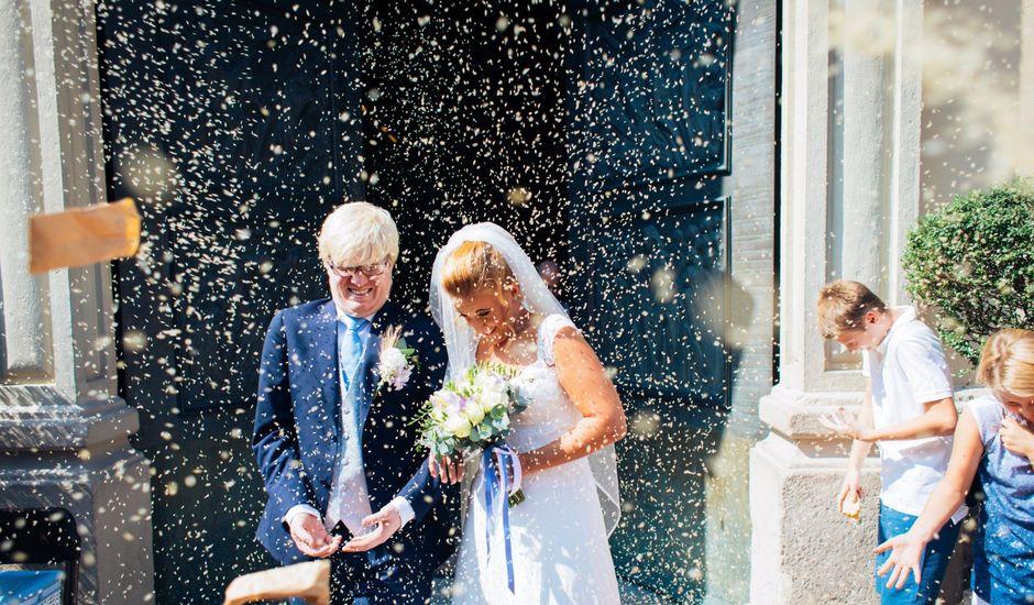 Il matrimonio di Francesco e Cecilia a Carugate, Milano