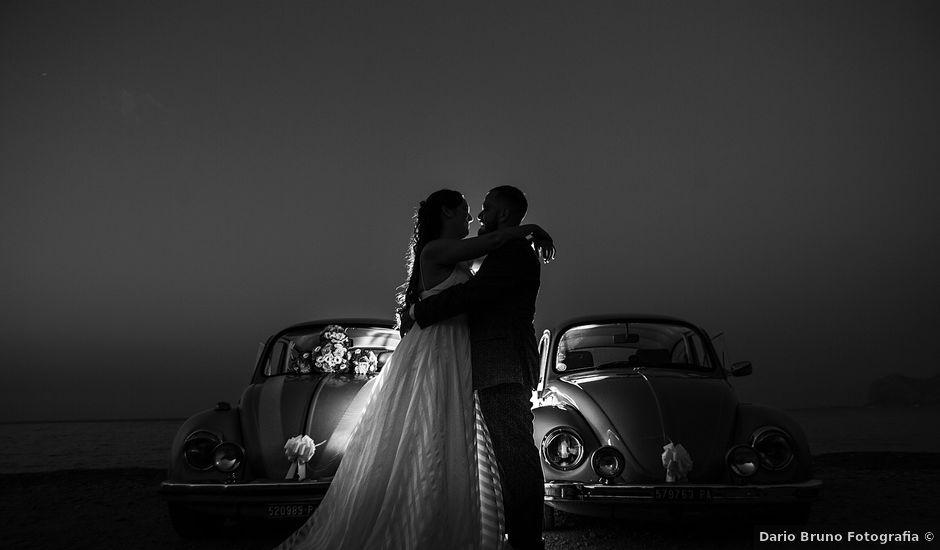 Il matrimonio di Davide e Roberta a Palermo, Palermo