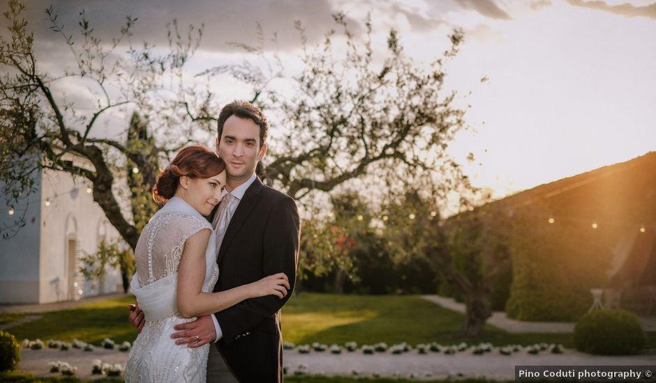 Il matrimonio di Antonio e Arianna a San Nicandro Garganico, Foggia