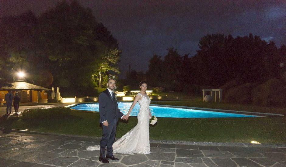 Il matrimonio di Andrea e Manuela  a Briosco, Monza e Brianza