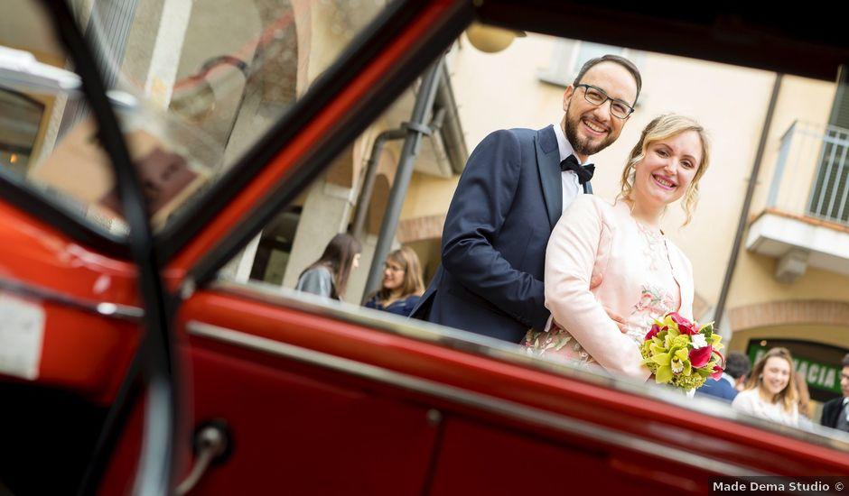 Il matrimonio di Paolo e Simona a Cogliate, Monza e Brianza