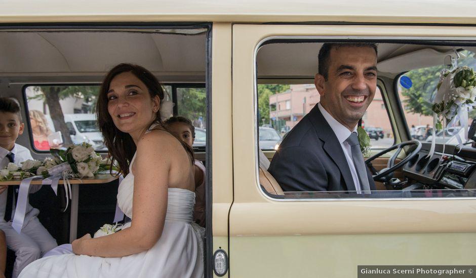 Il matrimonio di Cristian e Ester a Lanciano, Chieti