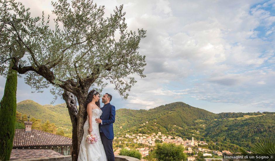 Il matrimonio di Stefano e Nadia a Trescore Balneario, Bergamo