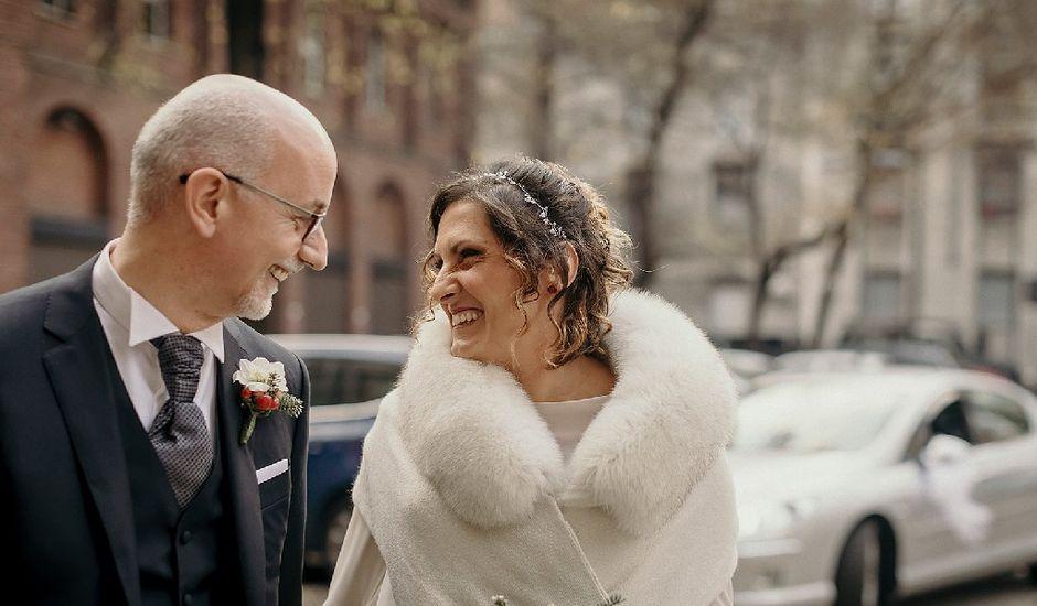 Il matrimonio di Viviana e Paolo a Milano, Milano