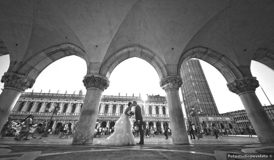 Il matrimonio di Andrea e Giada a Venezia, Venezia