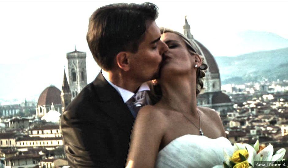 Il matrimonio di Giampaolo e Alessia a Montespertoli, Firenze