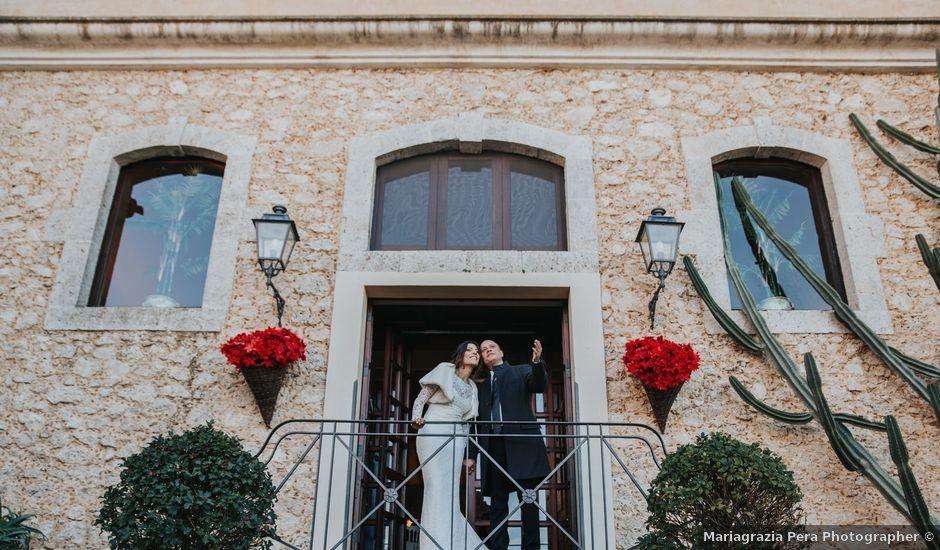 Il matrimonio di Claudia e Paolo a Caltanissetta, Caltanissetta