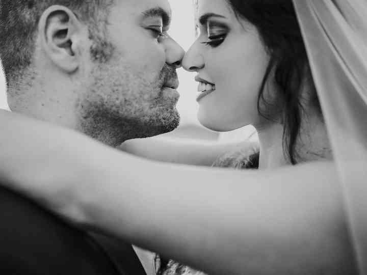 le nozze di Antonia e Salvatore