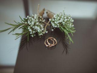 Le nozze di Martina e Paulo 1
