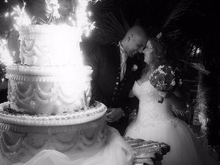 Le nozze di Hilary e Giuseppe