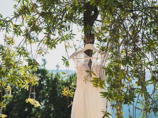 Le nozze di Dalila e Valentino 1