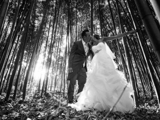 Le nozze di Chiara e Daniele