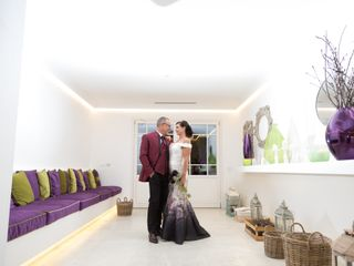 Le nozze di Cristina e Giorgio 1