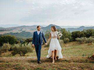 Le nozze di Alexandra e Erick