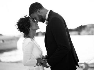 Le nozze di Darius e Chiara