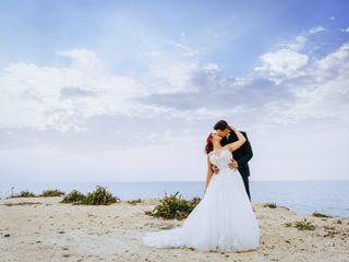 Le nozze di Ilenia e Fabrizio