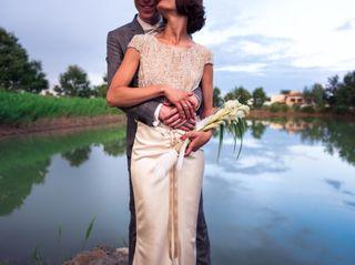 Le nozze di Elise e Gauthier