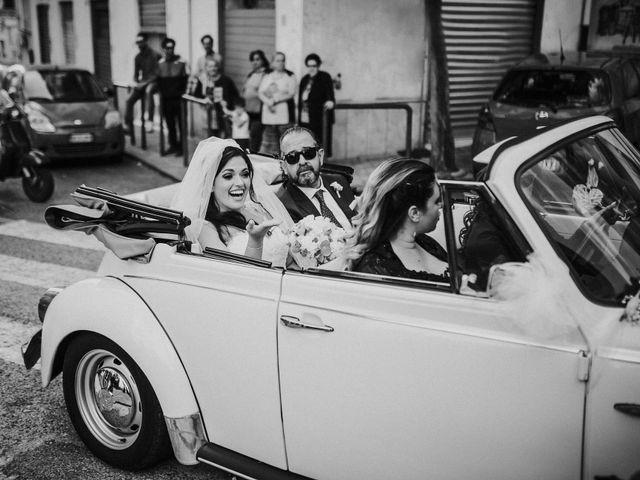 Il matrimonio di Salvatore e Antonia a Capaccio Paestum, Salerno 5