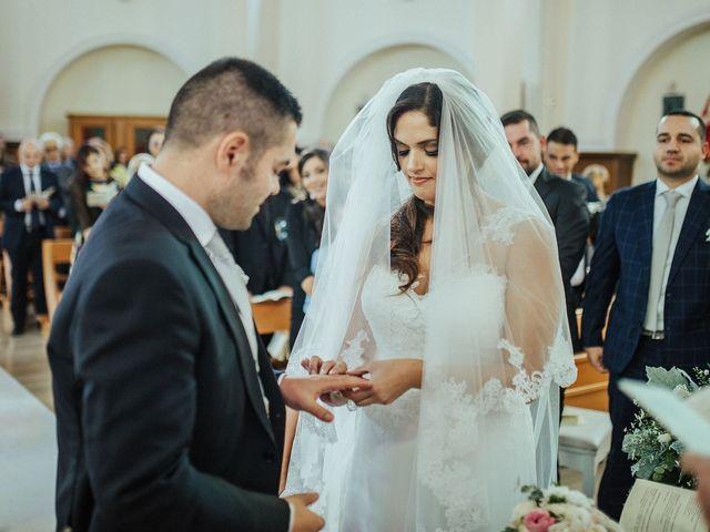 Il matrimonio di Salvatore e Antonia a Capaccio Paestum, Salerno 8
