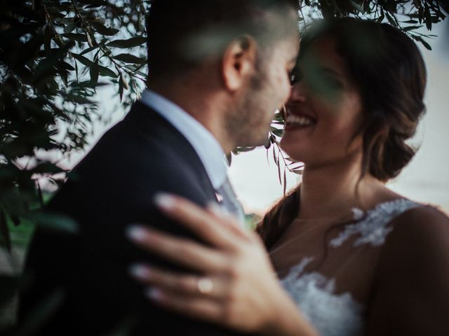 Il matrimonio di Salvatore e Antonia a Capaccio Paestum, Salerno 17