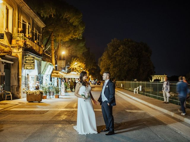 Il matrimonio di Salvatore e Antonia a Capaccio Paestum, Salerno 22