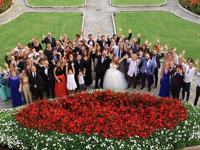 Il matrimonio di Giuseppe e Hilary a Toscolano-Maderno, Brescia 9