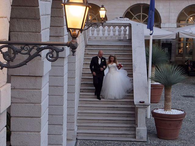 Il matrimonio di Giuseppe e Hilary a Toscolano-Maderno, Brescia 2