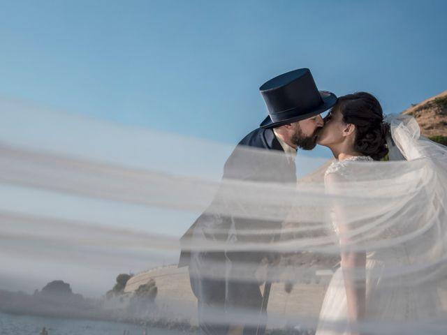 le nozze di Dalila e Valentino