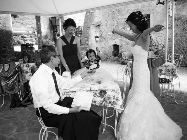 Il matrimonio di Tobias e Soomi a Riva del Garda, Trento 7
