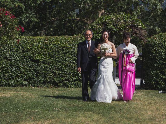 Il matrimonio di Tobias e Soomi a Riva del Garda, Trento 8