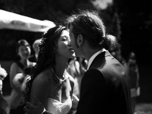 Il matrimonio di Tobias e Soomi a Riva del Garda, Trento 9