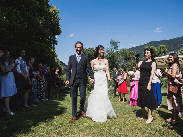 Il matrimonio di Tobias e Soomi a Riva del Garda, Trento 10