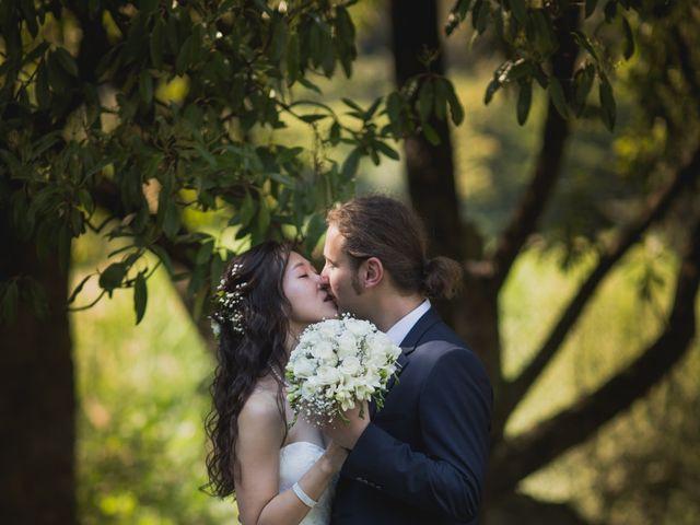 Il matrimonio di Tobias e Soomi a Riva del Garda, Trento 11