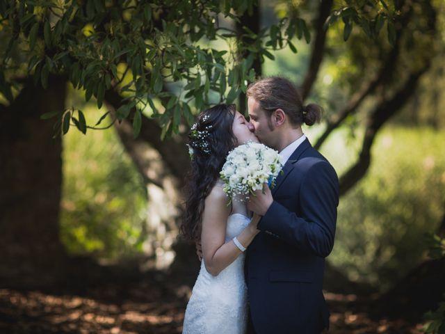 Il matrimonio di Tobias e Soomi a Riva del Garda, Trento 12
