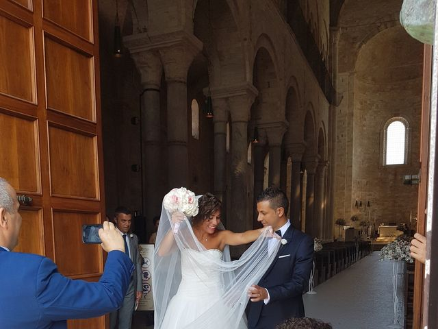 Il matrimonio di Antonio e Debora a Trani, Bari 4
