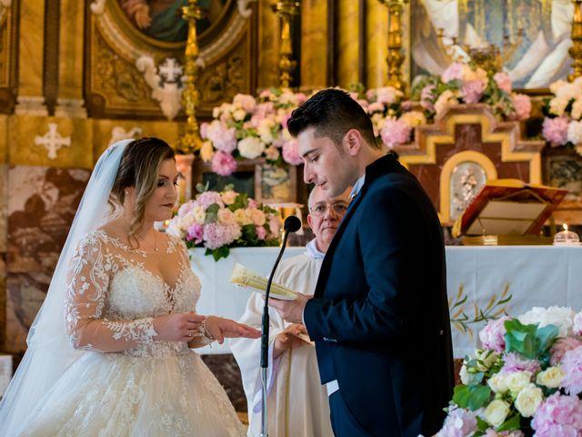 Il matrimonio di Angela e Claudio a Pompei, Napoli 9
