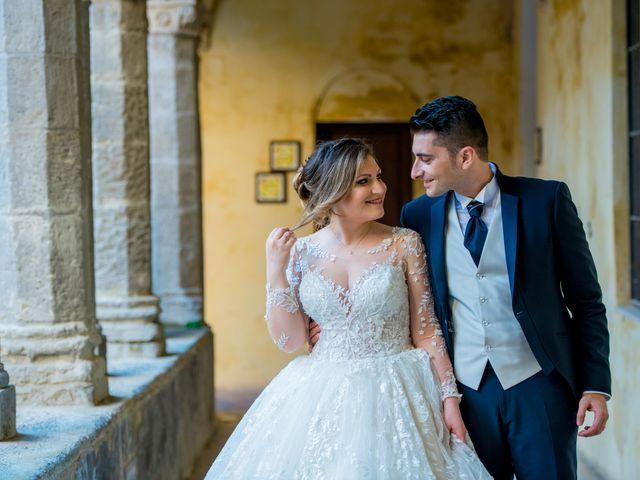 Il matrimonio di Angela e Claudio a Pompei, Napoli 10