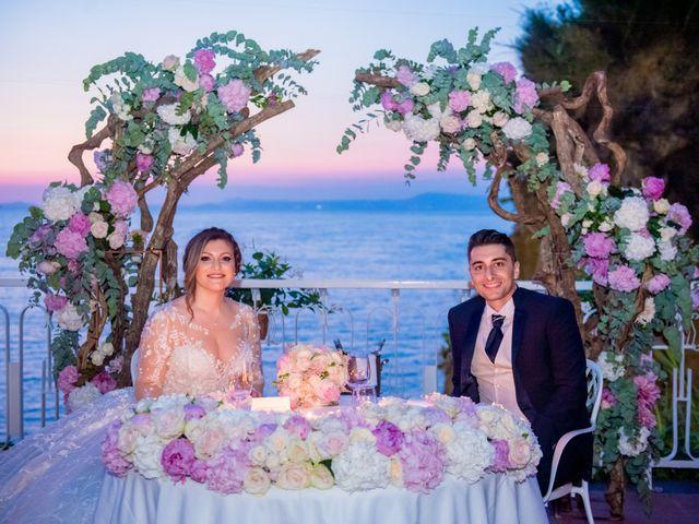 Il matrimonio di Angela e Claudio a Pompei, Napoli 12