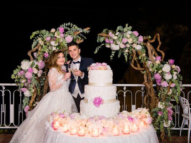 Il matrimonio di Angela e Claudio a Pompei, Napoli 13