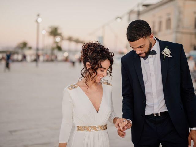 Il matrimonio di Chiara e Darius a Brindisi, Brindisi 27