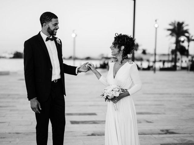 Il matrimonio di Chiara e Darius a Brindisi, Brindisi 28