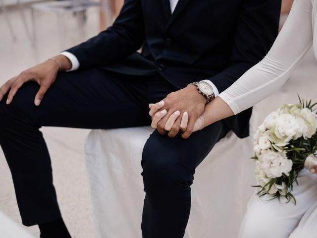 Il matrimonio di Chiara e Darius a Brindisi, Brindisi 34