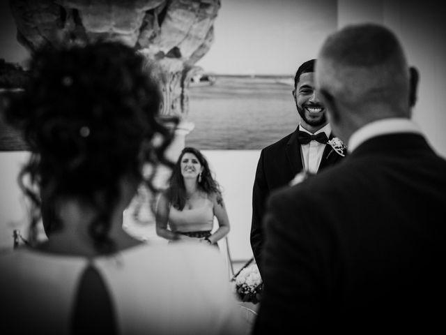 Il matrimonio di Chiara e Darius a Brindisi, Brindisi 35