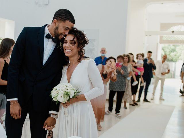 Il matrimonio di Chiara e Darius a Brindisi, Brindisi 38