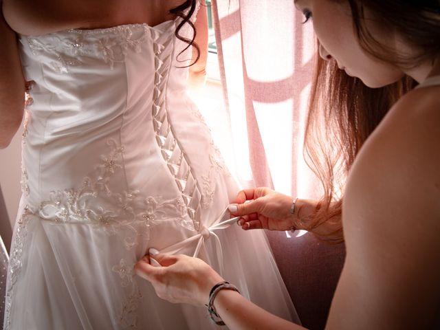 Il matrimonio di Domenico e Francesca a Briosco, Monza e Brianza 15