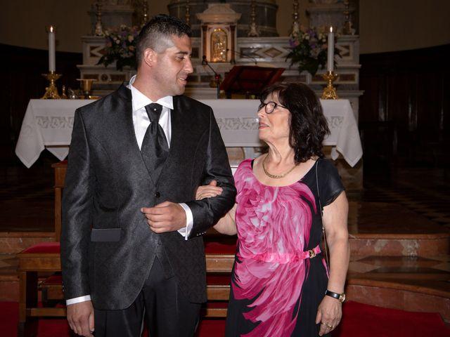 Il matrimonio di Domenico e Francesca a Briosco, Monza e Brianza 20