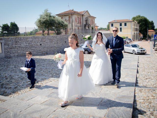 Il matrimonio di Domenico e Francesca a Briosco, Monza e Brianza 21