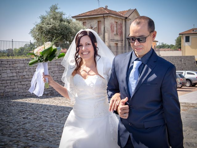 Il matrimonio di Domenico e Francesca a Briosco, Monza e Brianza 22