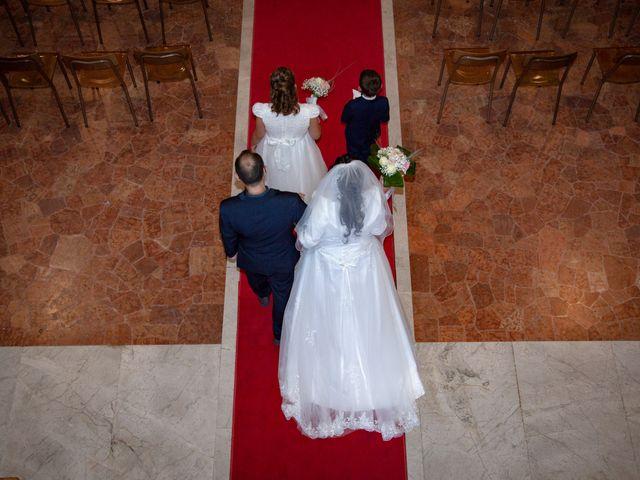 Il matrimonio di Domenico e Francesca a Briosco, Monza e Brianza 23